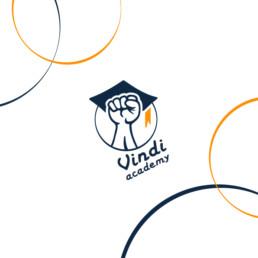 logo sportovni akademie vindi academy jicin