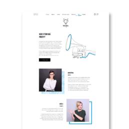 ilustrovany web